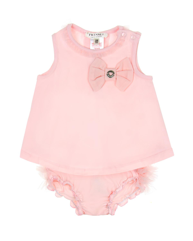 Платье 2 дет Twin Set для малышей