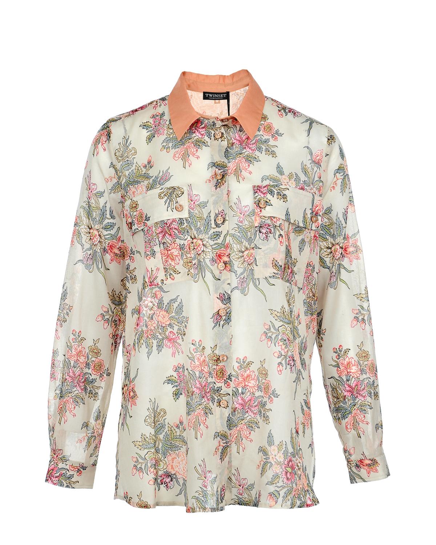 Блузка Twin SetБлузы, Рубашки<br><br>