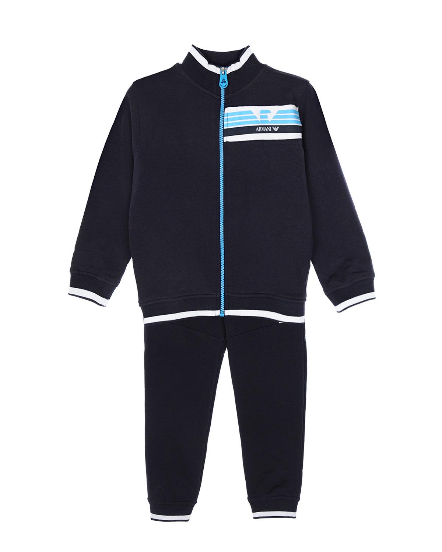 спортивный костюм emporio armani для мальчика