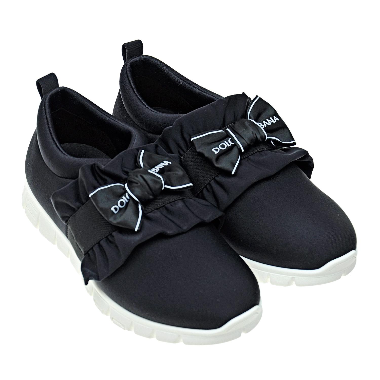 текстильные кроссовки с бантомКроссовки<br><br>
