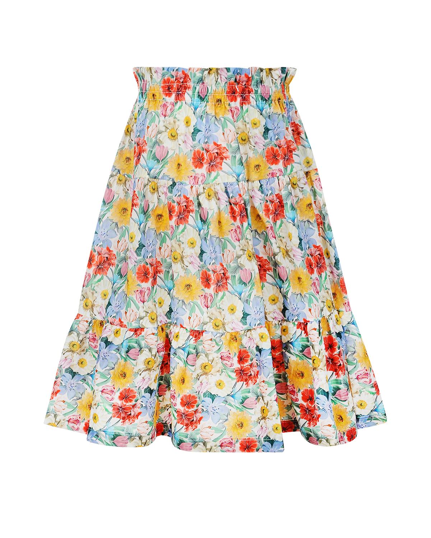 юбка arc-en-ciel для девочки