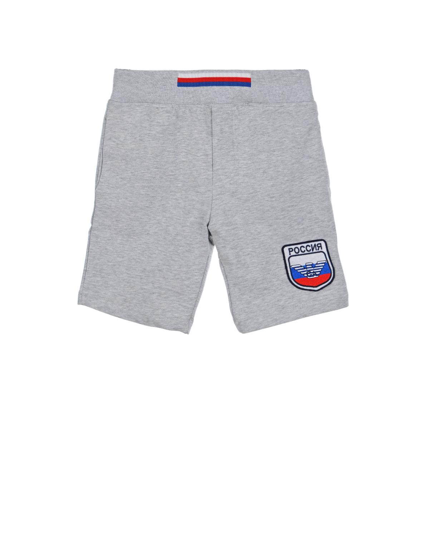 шорты emporio armani для мальчика