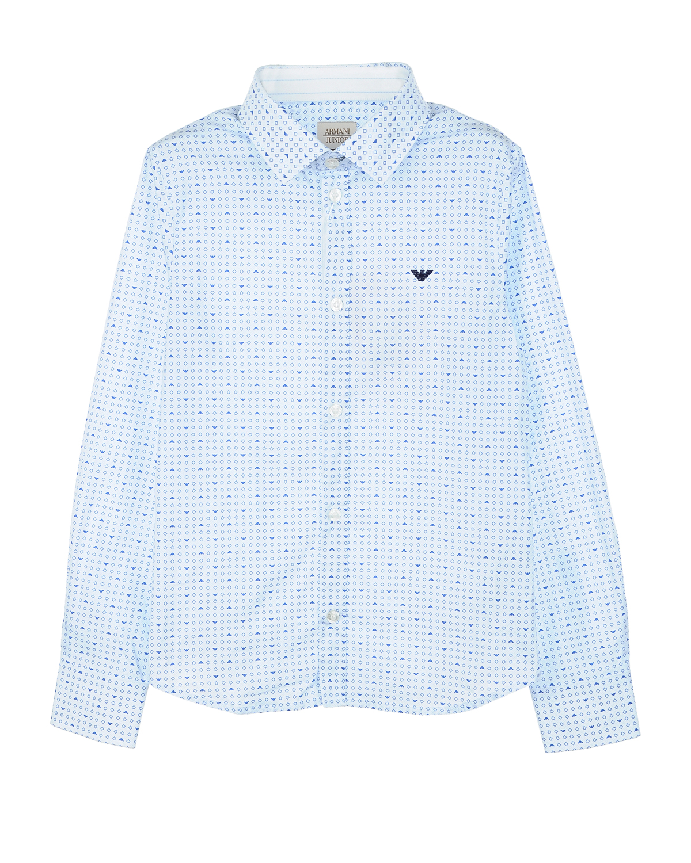 рубашка emporio armani для мальчика
