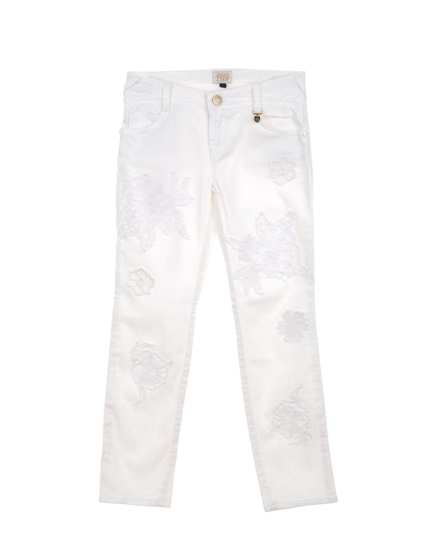 Купить со скидкой Брюки джинсовые Emporio Armani