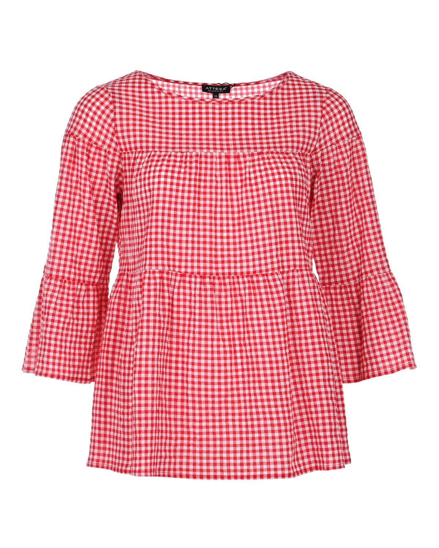 Купить Хлопковый блузон для беременных, Attesa