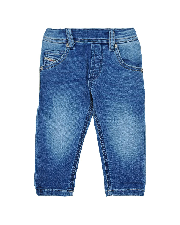 Купить Джинсовые брюки на резинке, Diesel