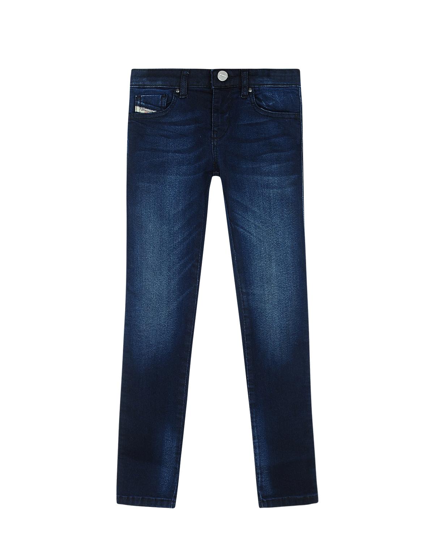 Купить со скидкой Узкие джинсы
