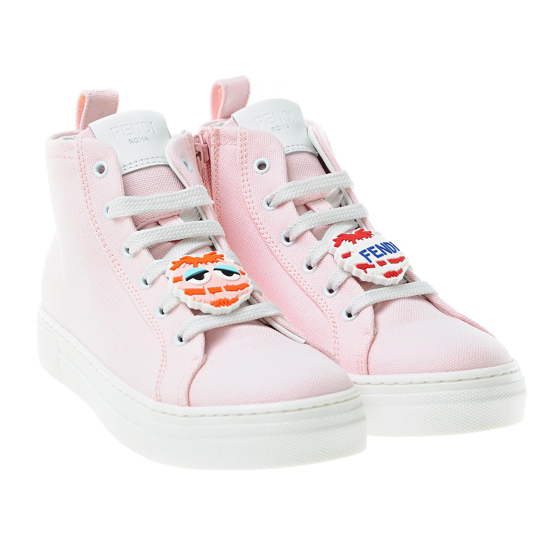 Высокие розовые кедыКеды<br><br>