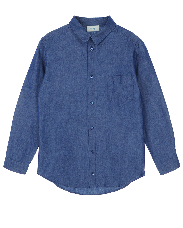 рубашка fendi для мальчика