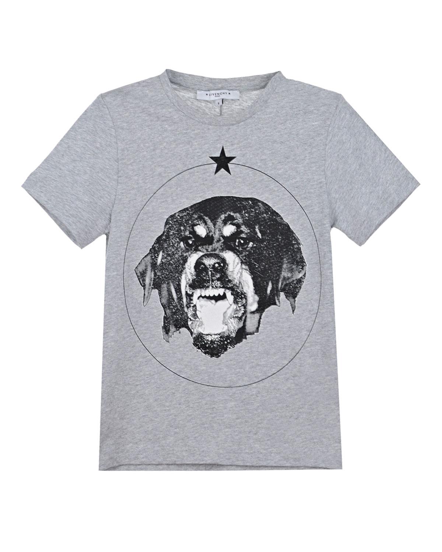 футболка givenchy для мальчика