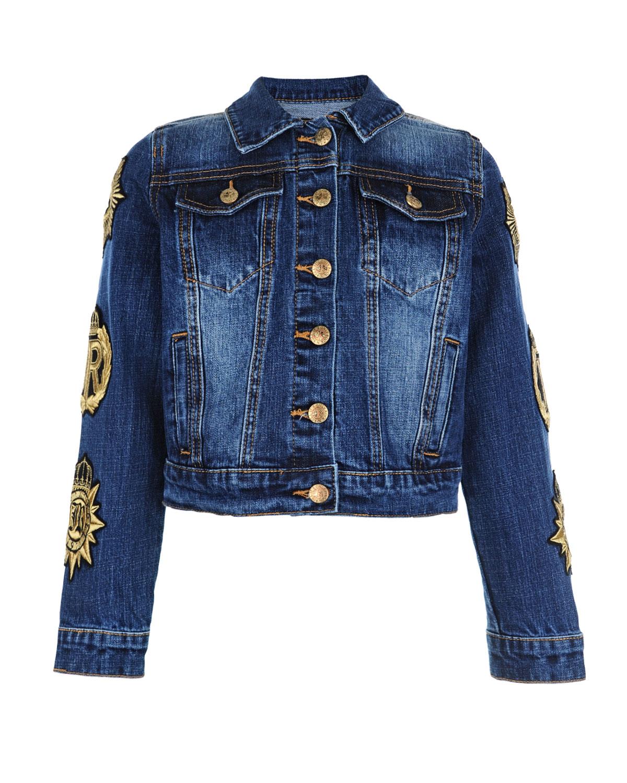 Купить со скидкой Куртка джинсовая John Richmond