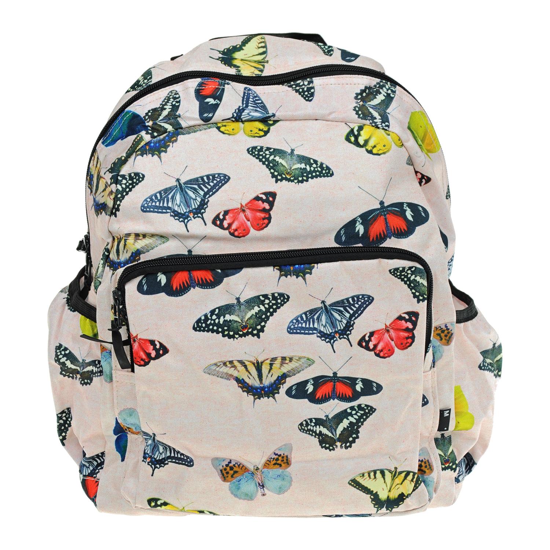 Купить Розовый рюкзак с бабочками, Molo