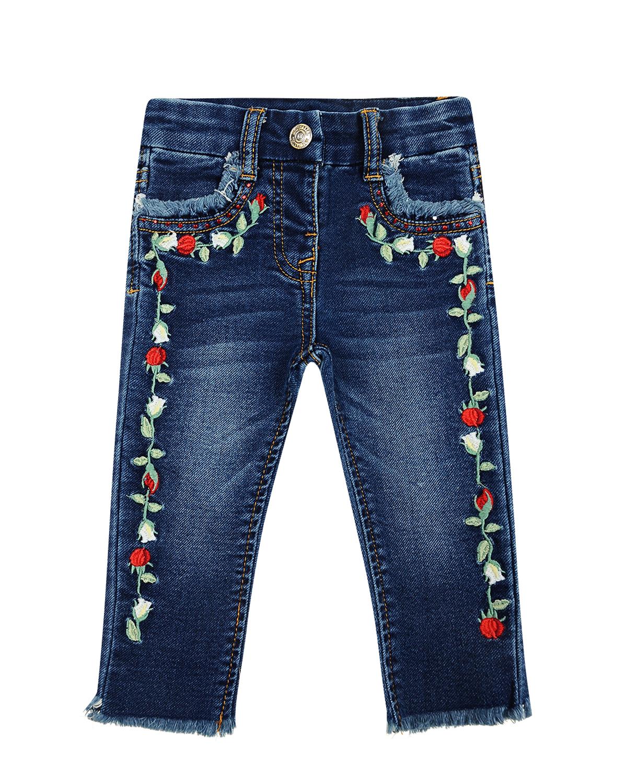 Брюки джинсовые MonnalisaДжинсы<br>