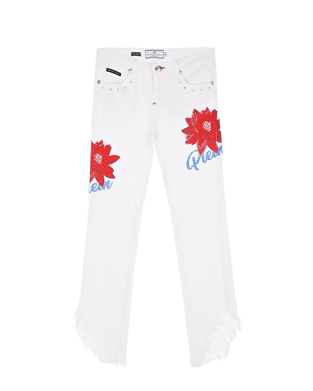 брюки philipp plein для девочки