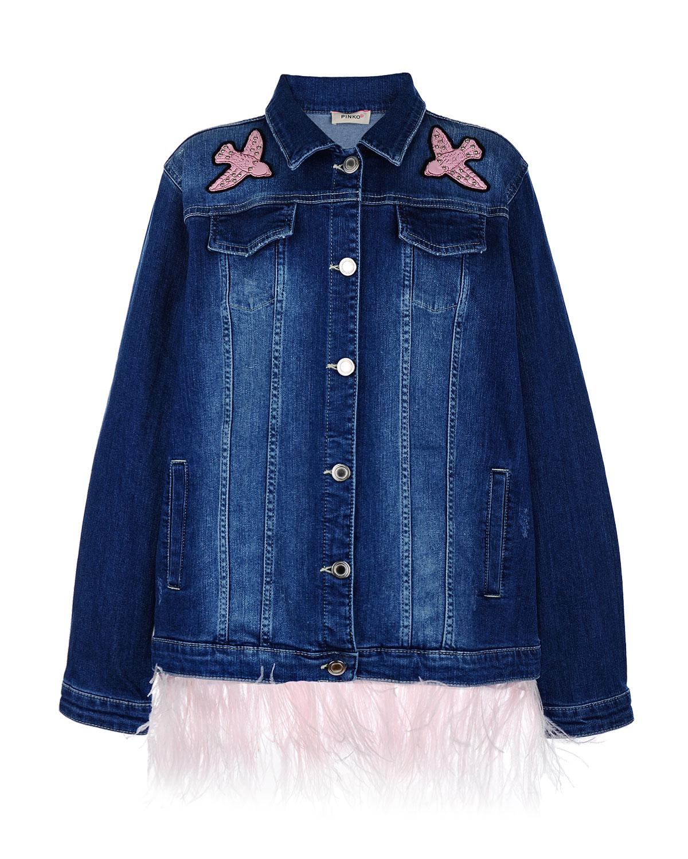 Купить со скидкой Куртка джинсовая Pinko