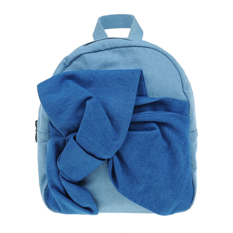 Купить Джинсовый рюкзак с бантом, Stella McCartney
