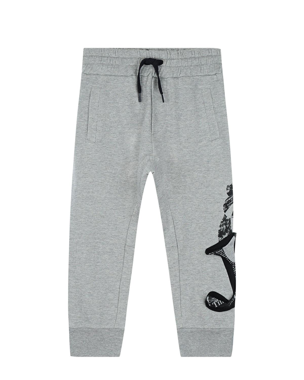 спортивные брюки john galliano для мальчика