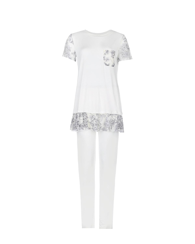 женская пижама twin set