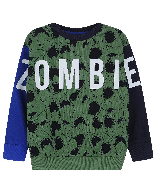 Купить Свитшот Zombie Dash