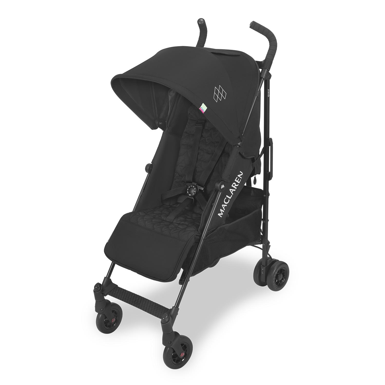 Купить Прогулочная коляска Quest black/black, Maclaren
