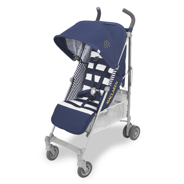 Купить Прогулочная коляска Quest regency stripe, Maclaren