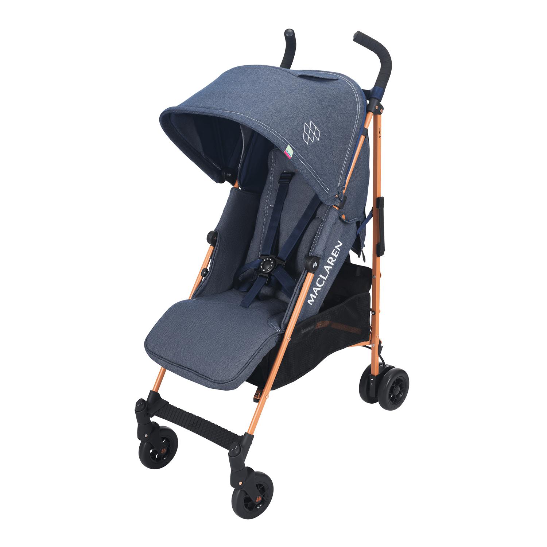 Купить Прогулочная коляска Quest denim indigo, Maclaren