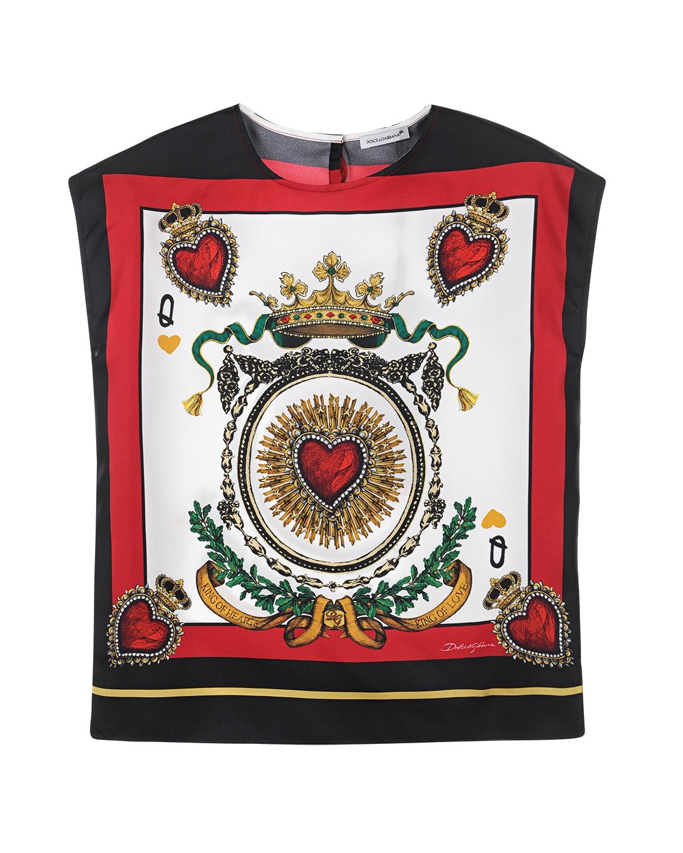 Купить Топ Dolce&Gabbana