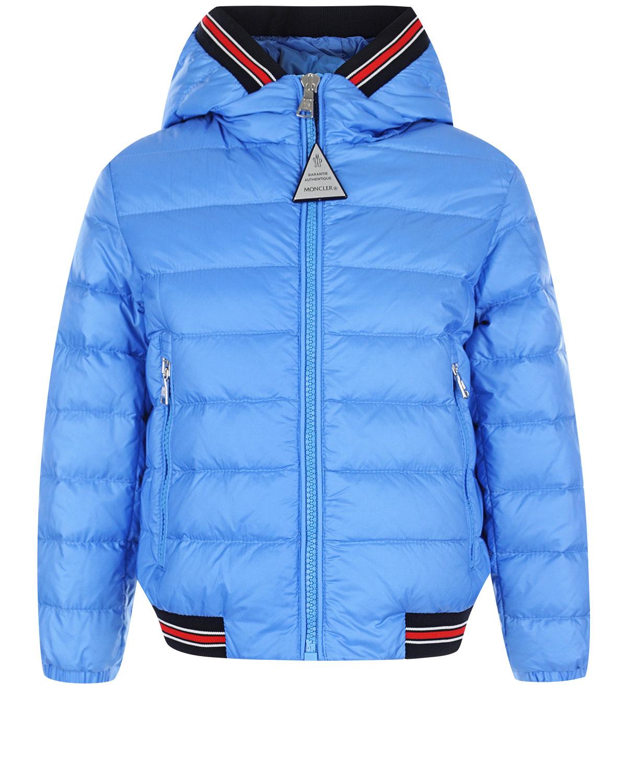 куртка moncler для мальчика