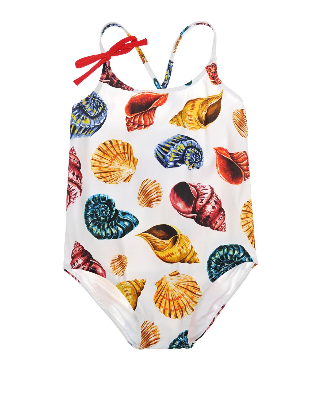 купальник dolce & gabbana для девочки