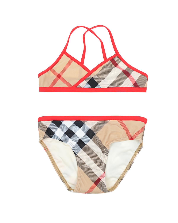 купальник burberry для девочки