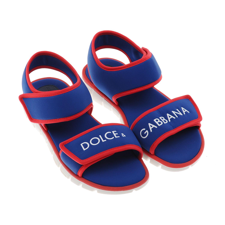 Купить Сандалии на липучках, Dolce&Gabbana