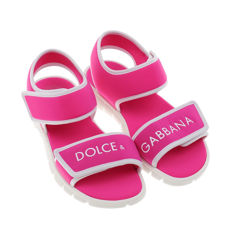 Купить Босоножки на липучках, Dolce&Gabbana