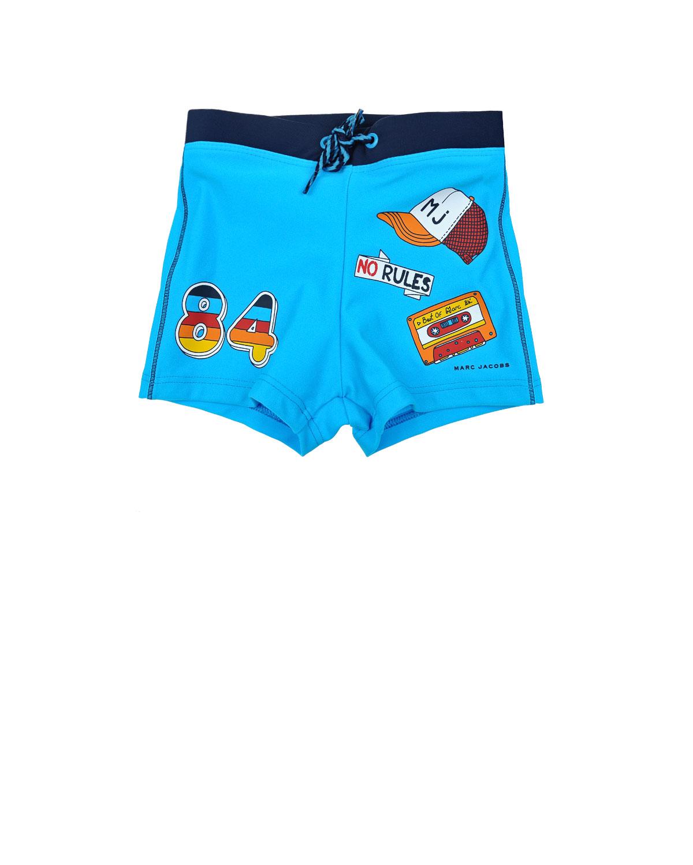 Купить Шорты для купания с принтом, Little Marc Jacobs