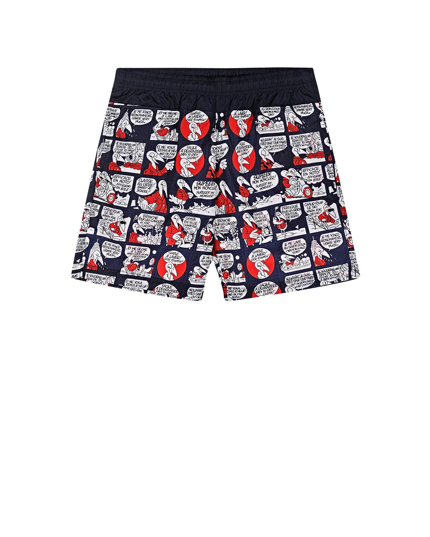 шорты moncler для мальчика
