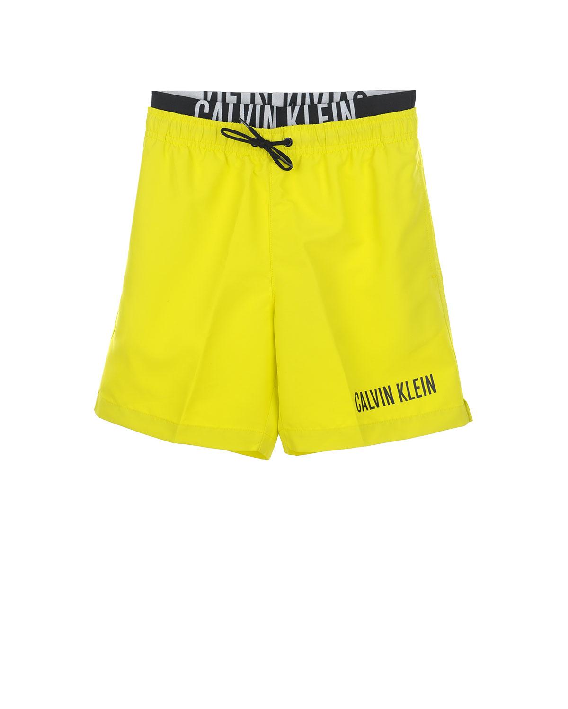 Купить со скидкой Бермуды для купания Calvin Klein