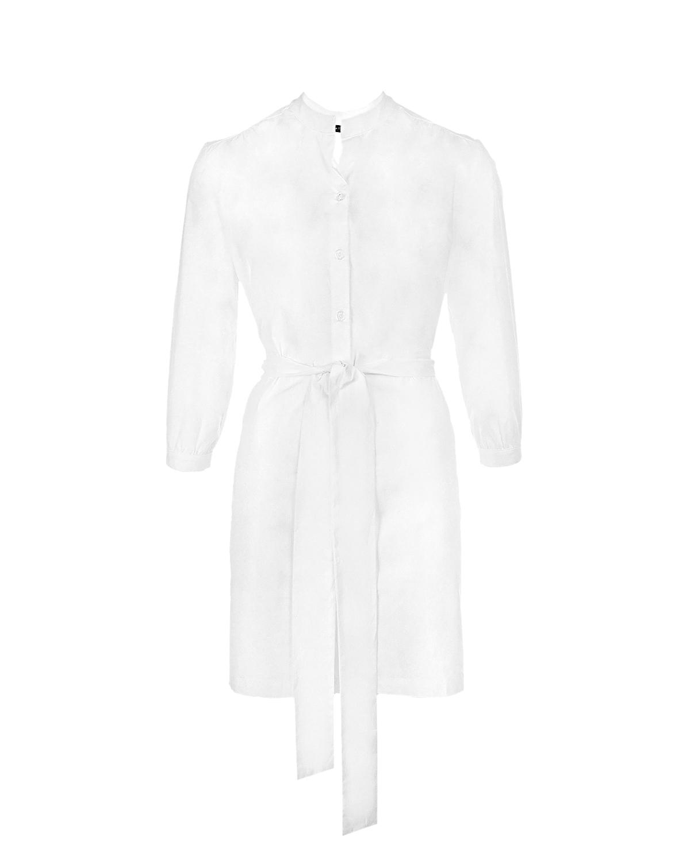 Купить Рубашка для беременных Attesa, Белый, 100%хлопок