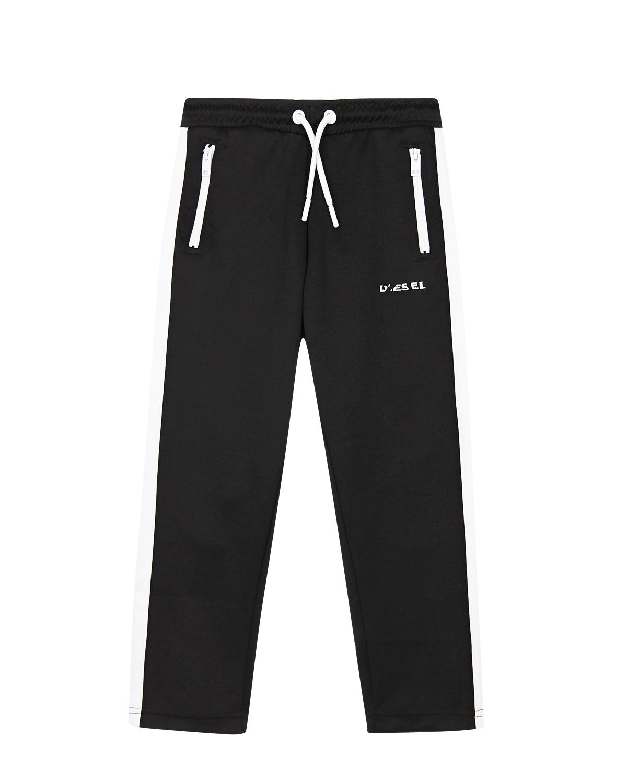 Спортивные брюки с карманами Diesel  - купить со скидкой