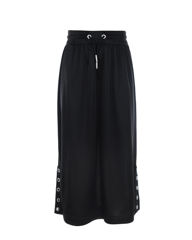 Купить Черная юбка из нейлона Diesel детская