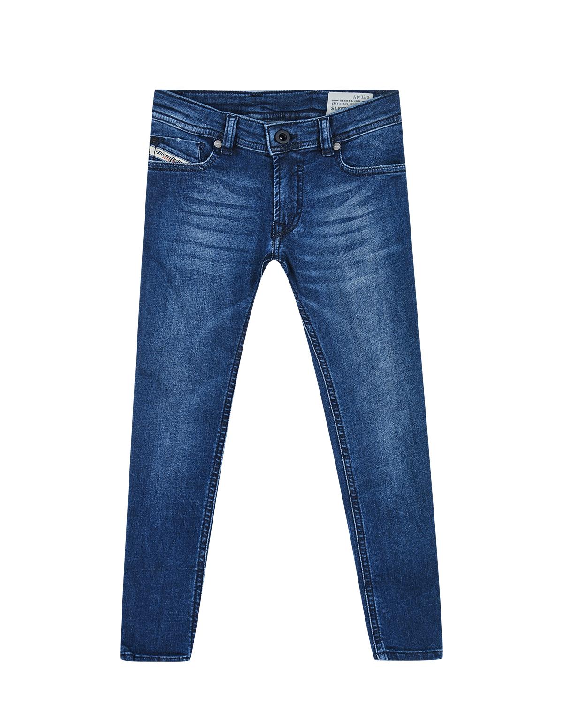 Купить со скидкой Slim fit джинсы Sleenker Diesel детский