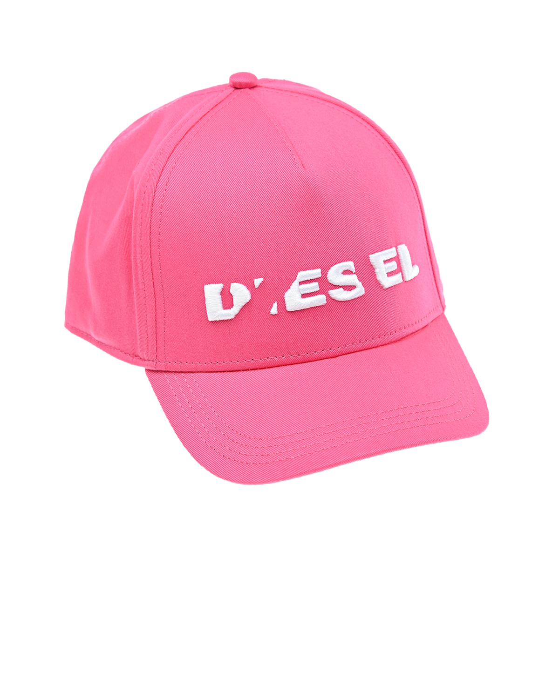 Бейсболка с вышитым логотипом Diesel детская фото