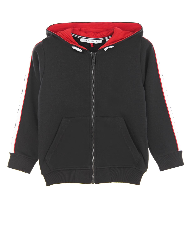 Спортивная куртка с капюшоном Givenchy детская фото