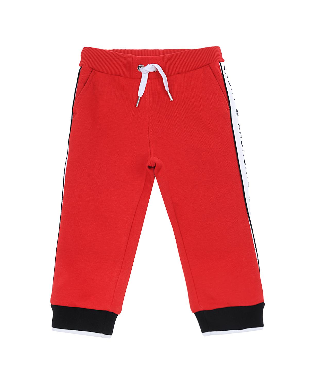 Купить со скидкой Спортивные брюки с контрастными манжетами Givenchy детские