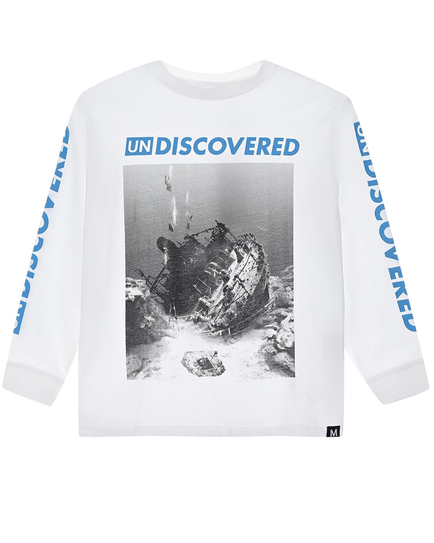 "Толстовка Rogert ""Shipwreck"" Molo детская фото"