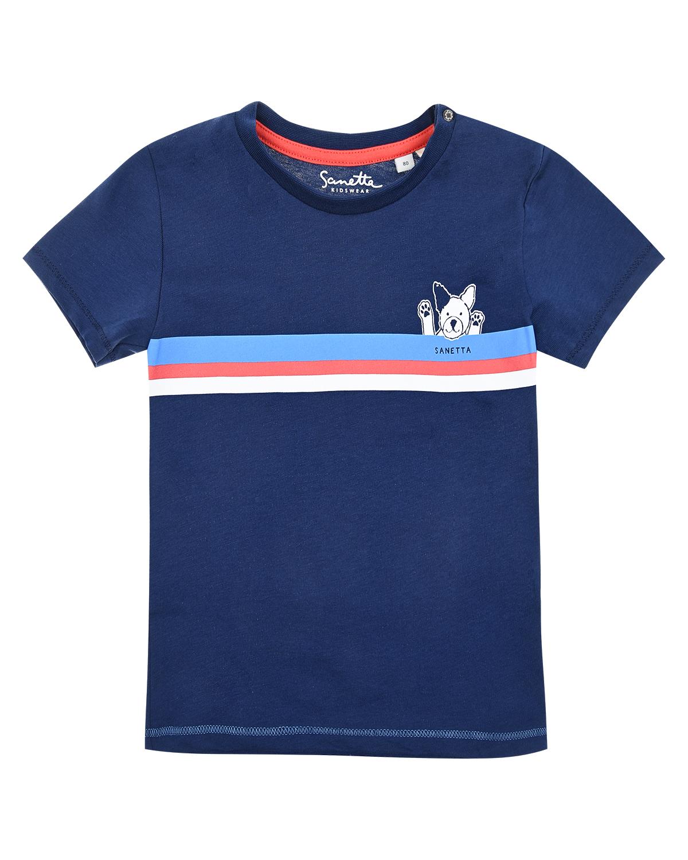 Футболка Sanetta Kidswear детская фото