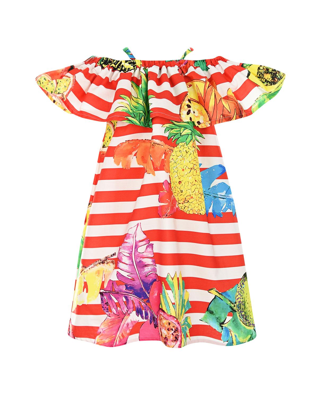 Платье Stella Jean детское фото