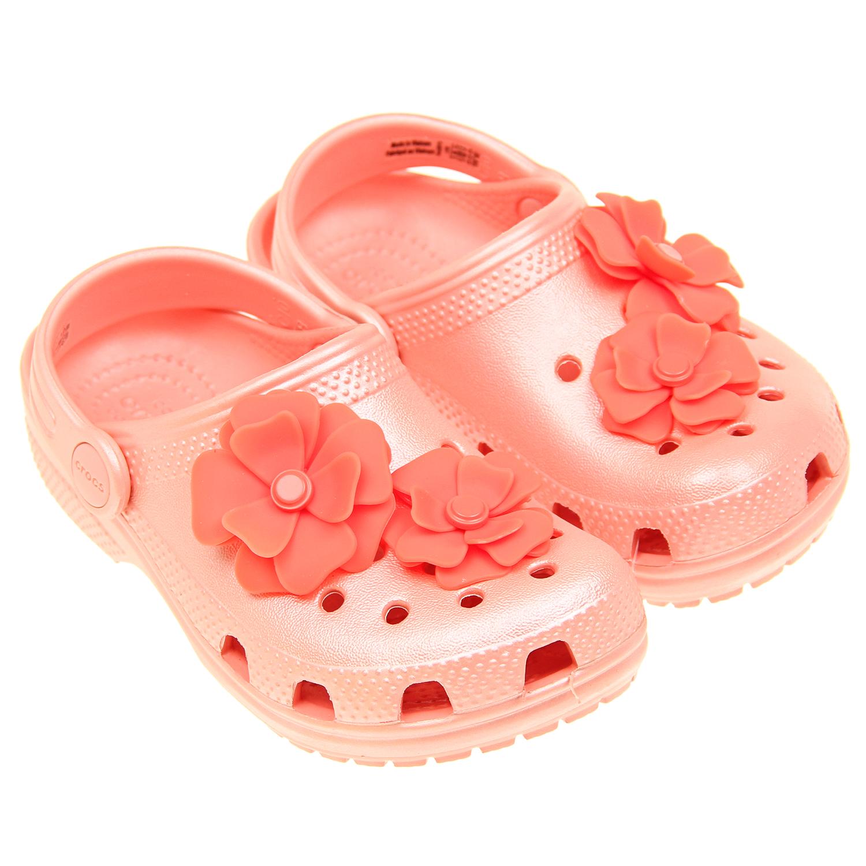 Сабо Classic Vivid Blooms Clog Crocs.