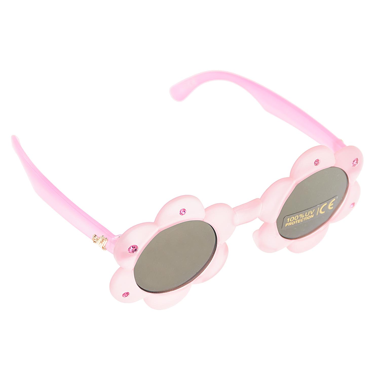 Солнцезащитные очки с декором Monnalisa детские
