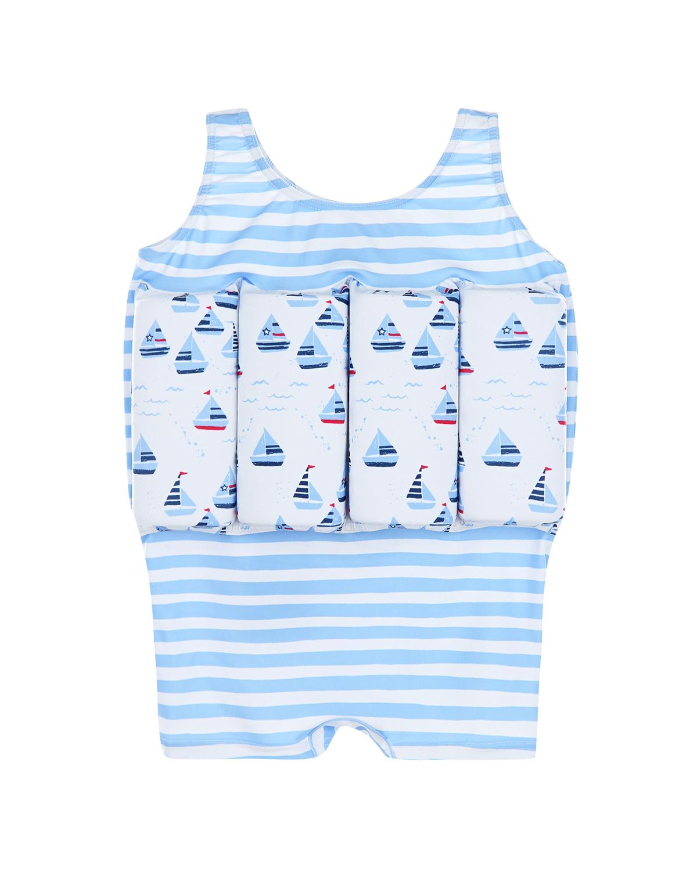 Купить Костюм для купания SUNUVA детский, Мультиколор, 82%полиэстер+18%эластан