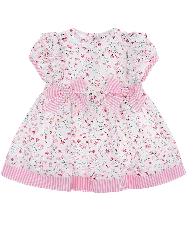 Платье и шортики с цветочным принтом Aletta.
