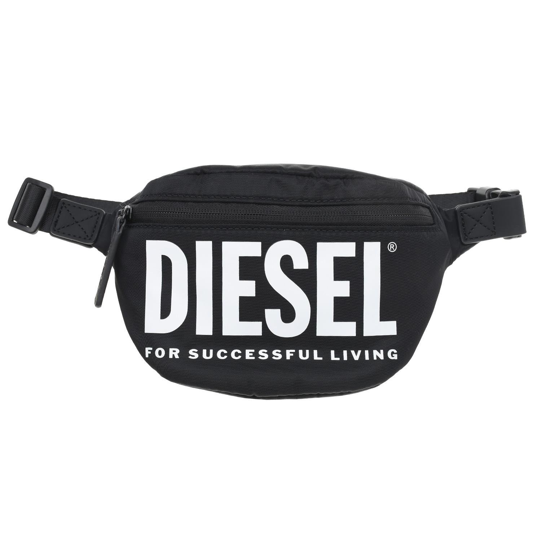 Купить Черная сумка-пояс с логотипом Diesel детская